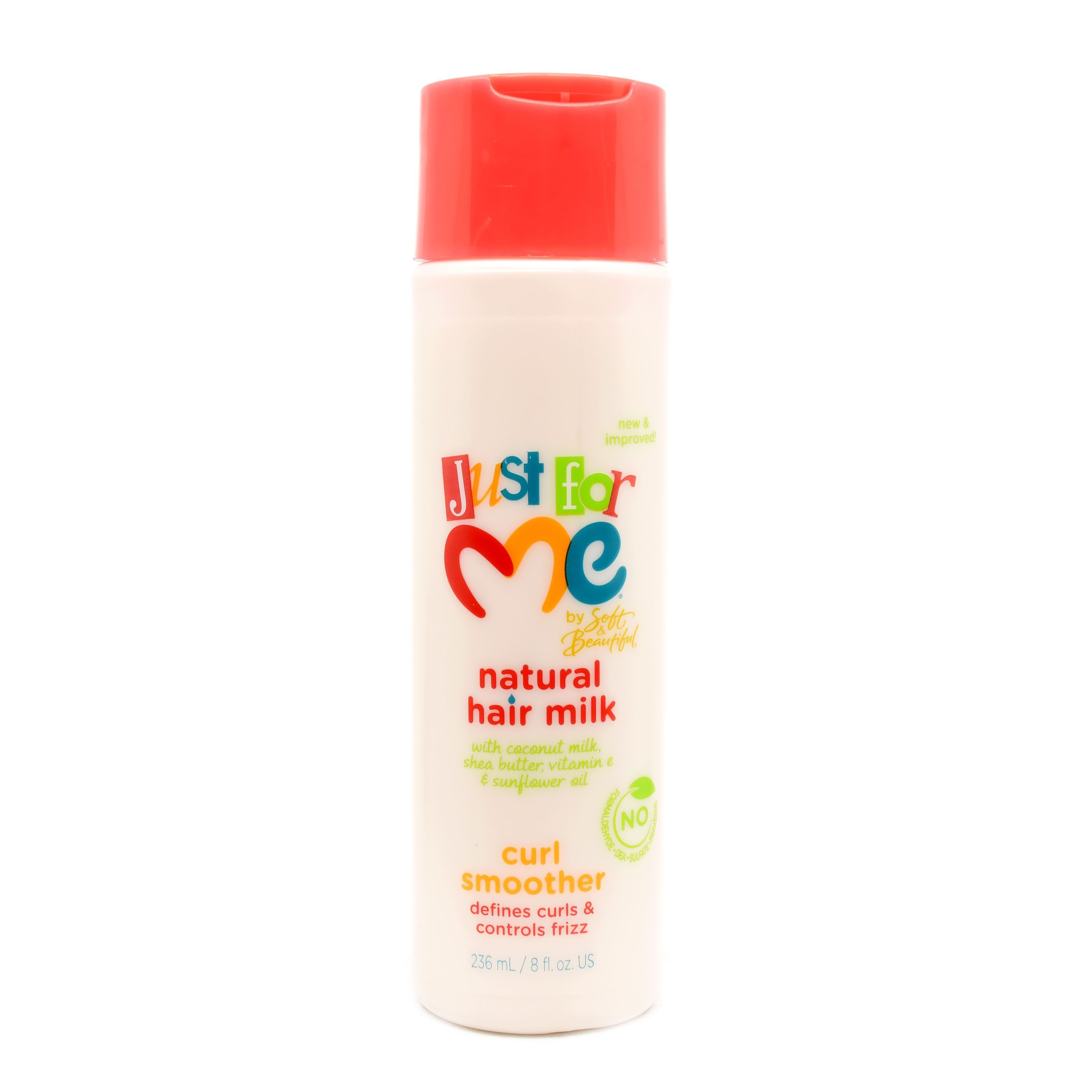Just For Me Hair Milk Curl Smoother - 236ml