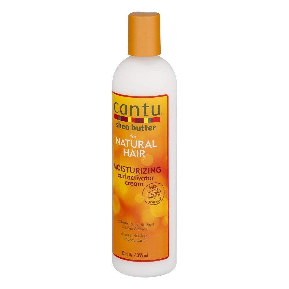 Cantu Shea Butter Moisturizing Curl Activator Cream For Natural Hair - 355ml