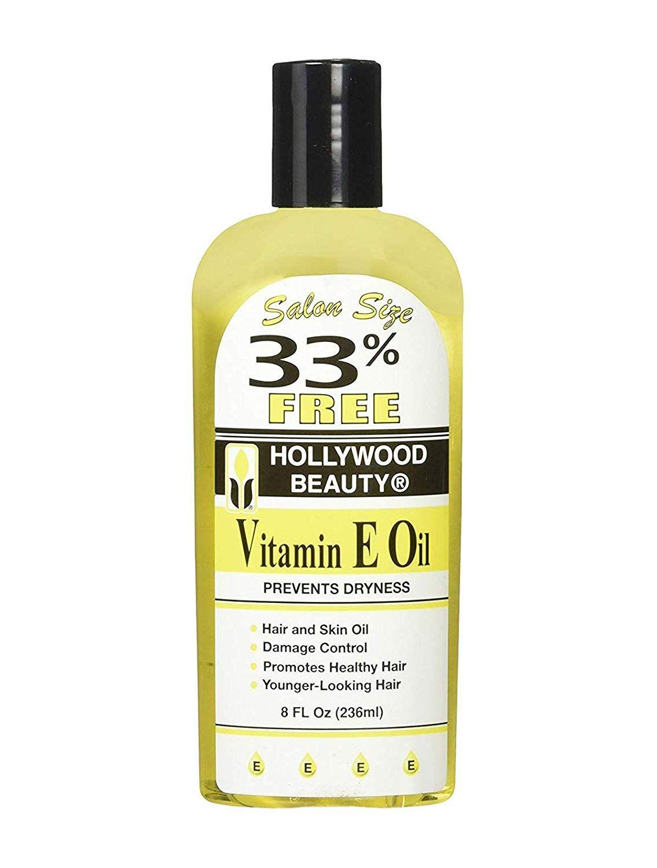 Hollywood Beauty Vitamin E Oil - 8oz