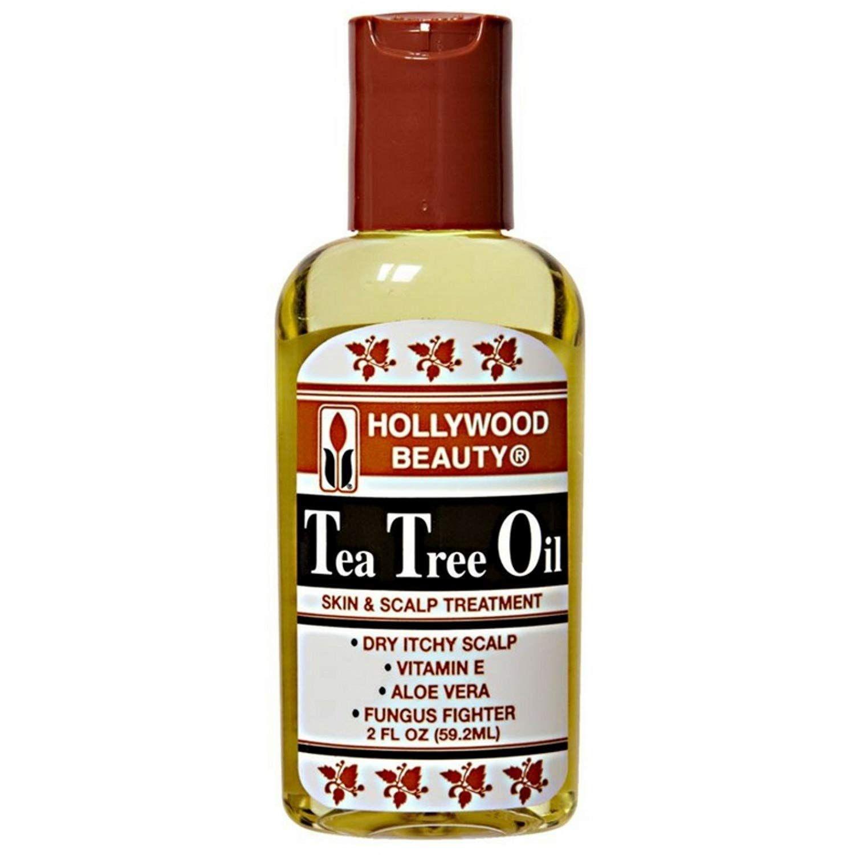 Hollywood Beauty Tea Tree Oil - 2oz