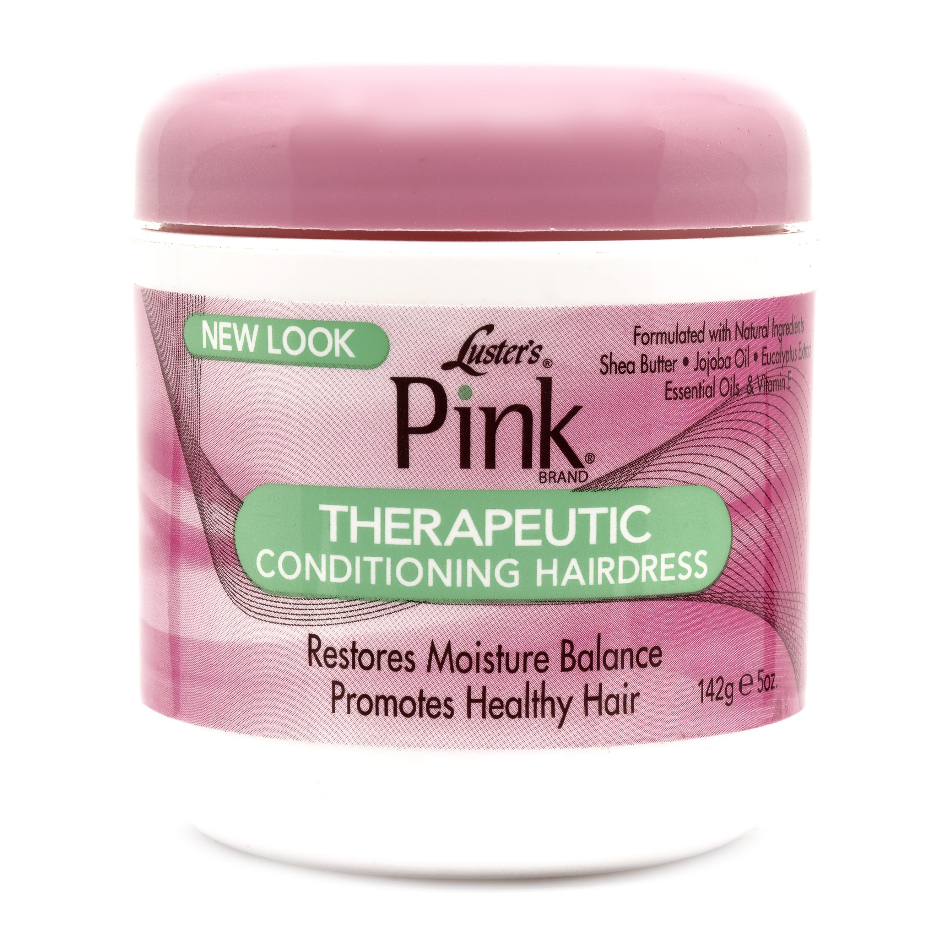 Luster's Pink Therapeutic Conditioning Hairdress - 5oz