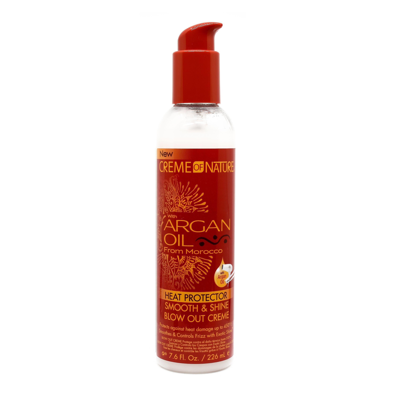 Creme Of Nature Argan Oil Heat Protector - 7.6oz