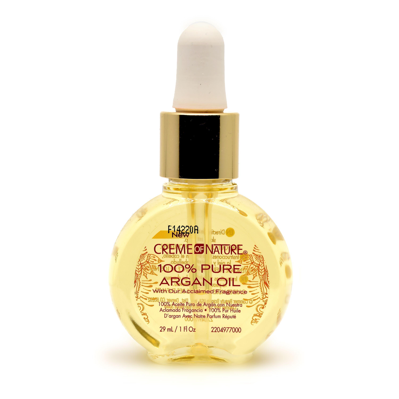 Creme Of Nature 100% Pure Argan Oil - 1oz