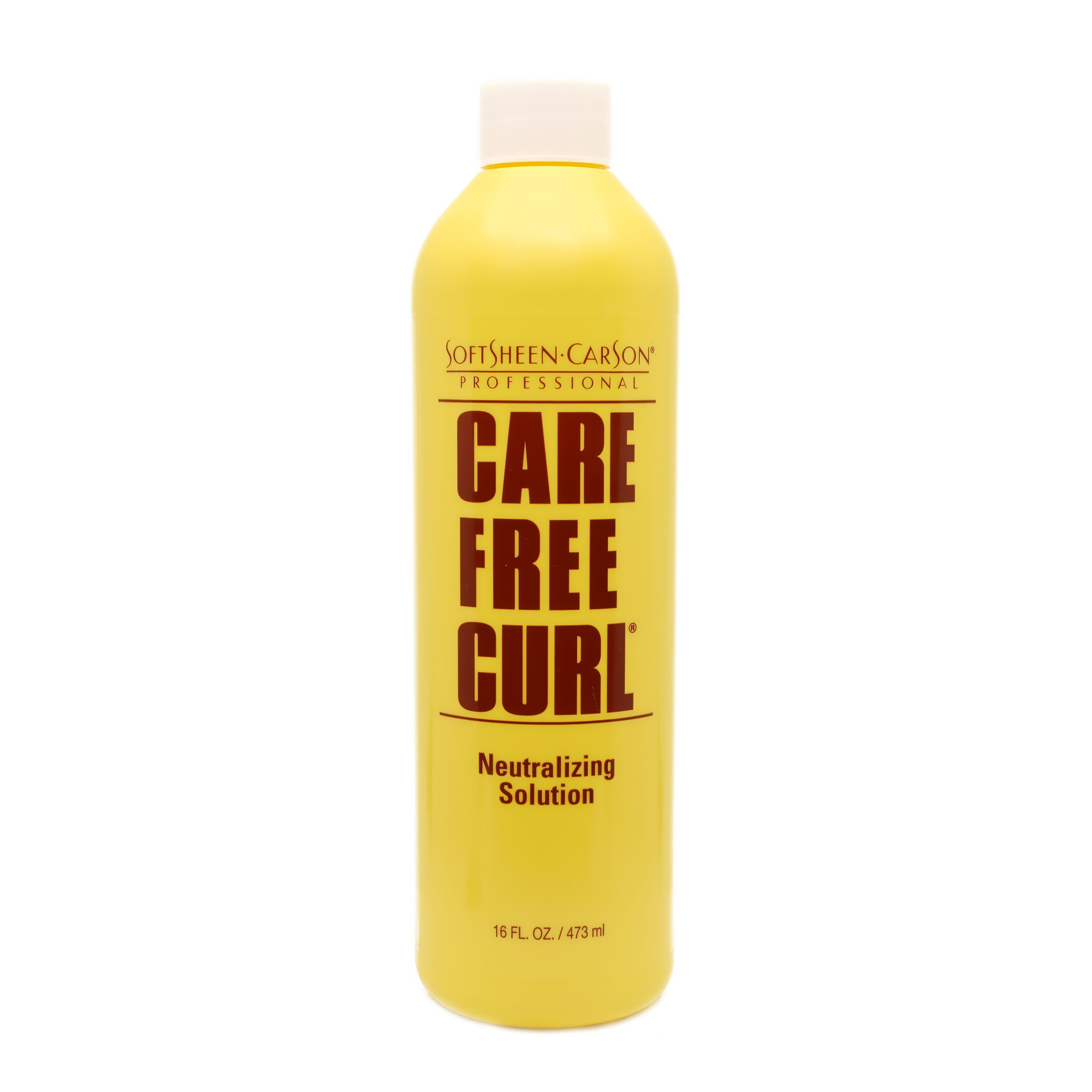 Care Free Curl Neutralizing Solution - 16oz