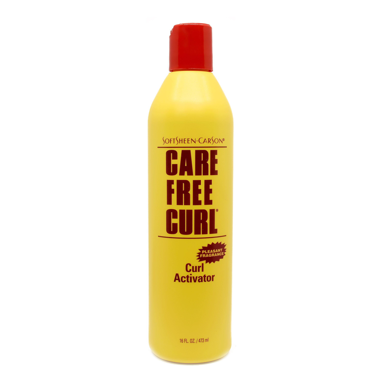 Care Free Curl Curl Activator - 16oz