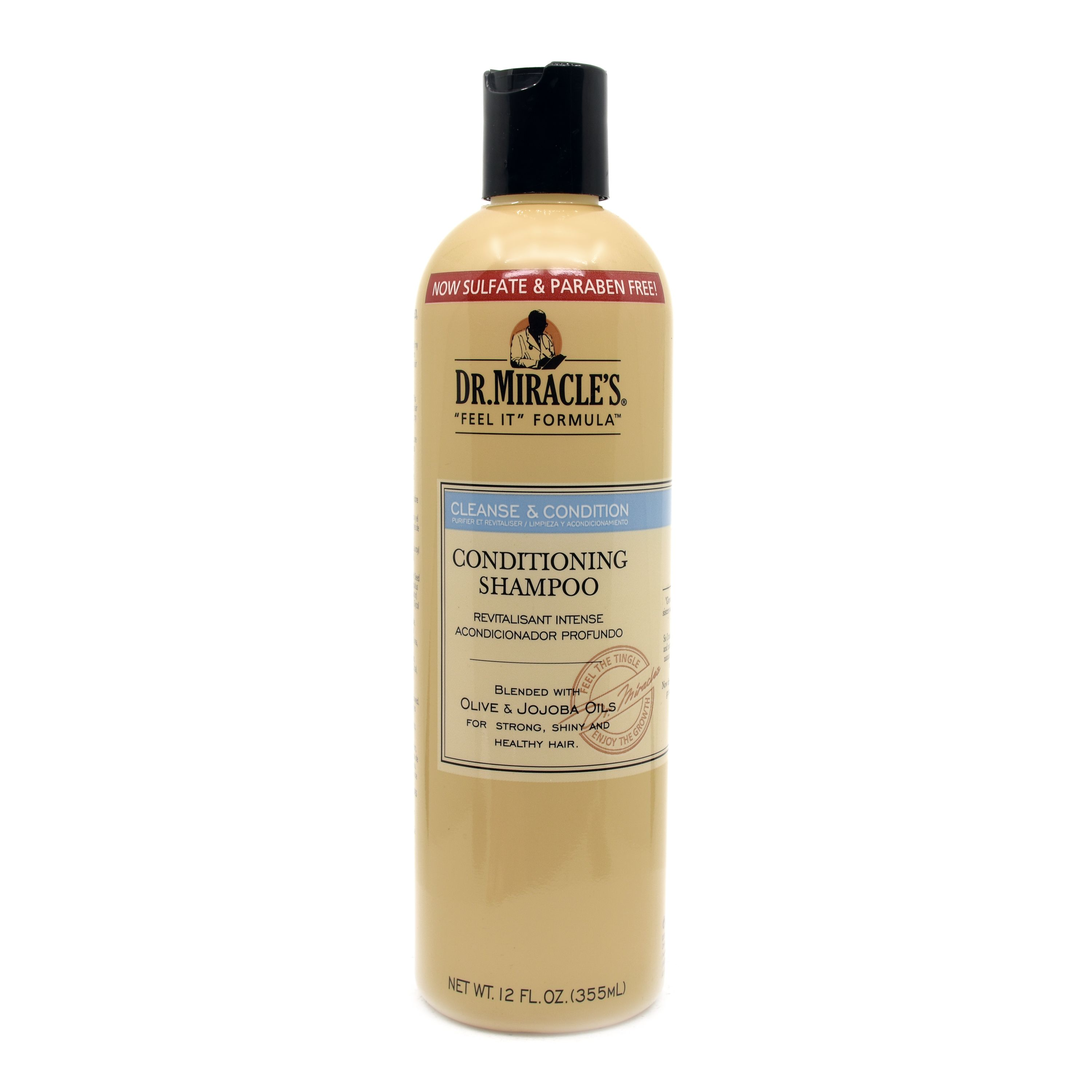 Dr. Miracle's Conditioning Shampoo - 12oz