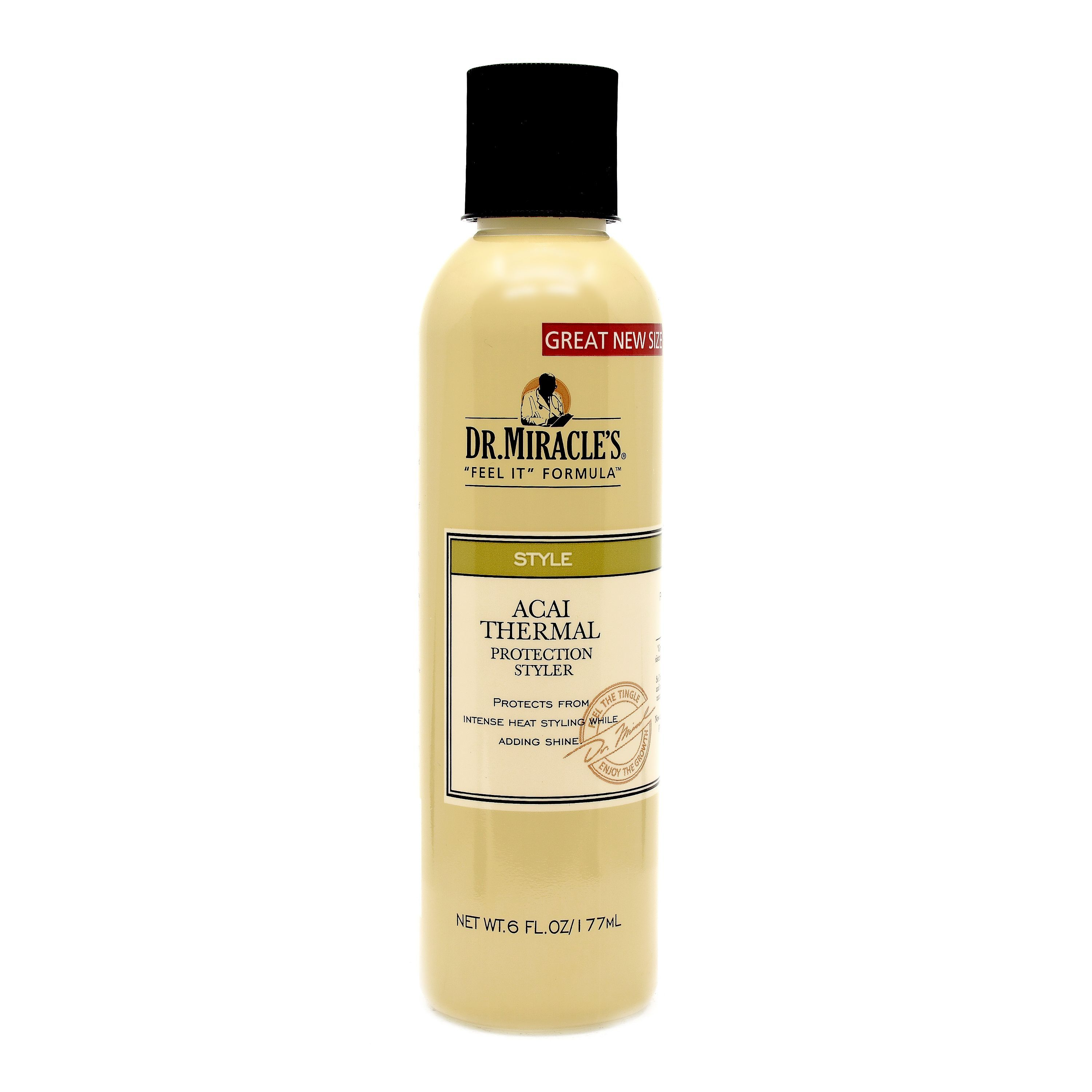 Dr. Miracle's Acai Thermal Protection Styler - 6oz