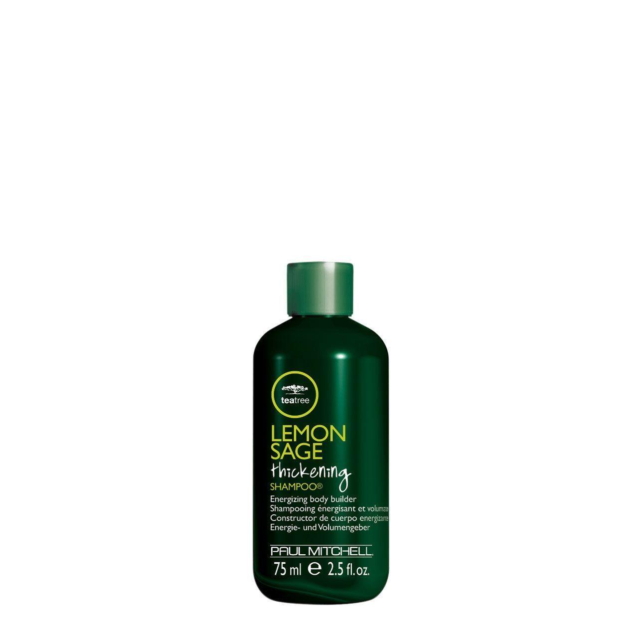 Paul Mitchell Tea Tree Lemon Sage Thickening Shampoo - 75ml