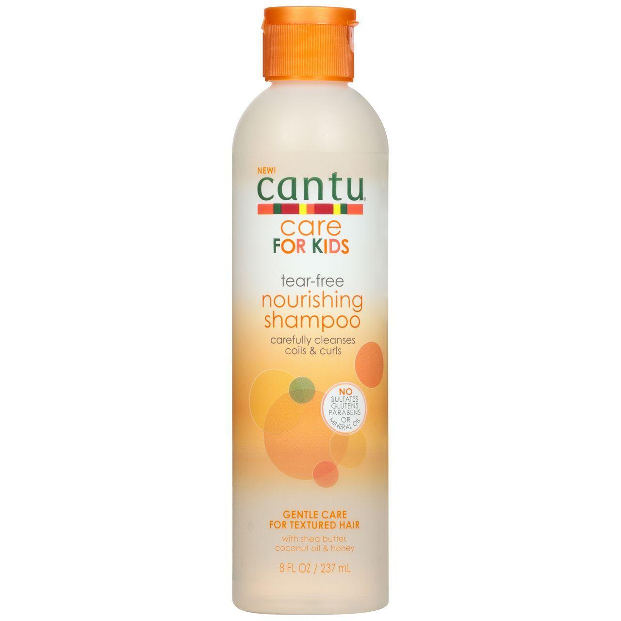 Cantu Care for Kids Tear-Free Nourishing Shampoo - 237ml