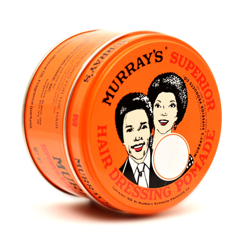 Murray's Superior Hair Dressing Pomade - 3oz