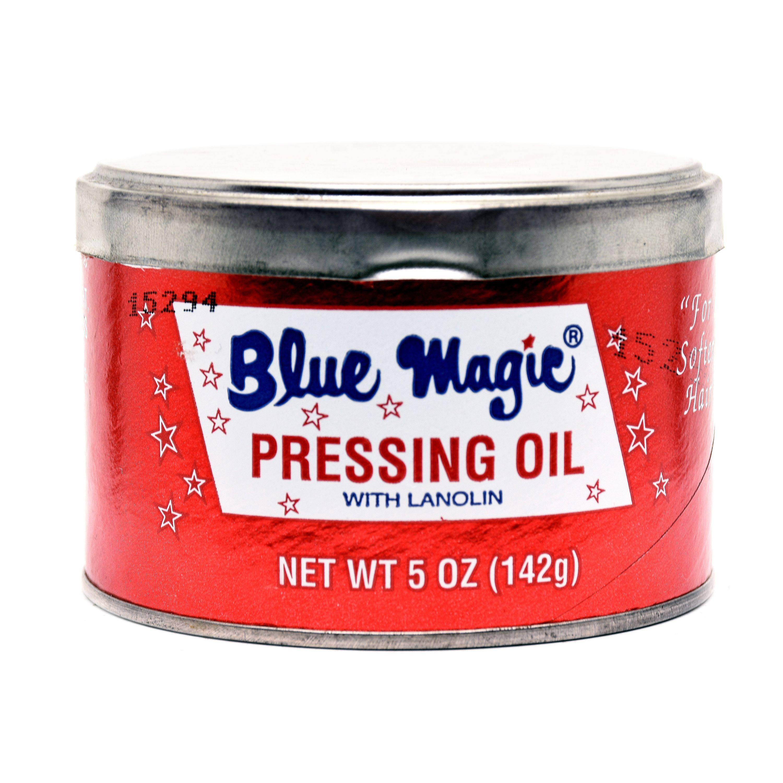 Blue Magic Pressing Oil - 5oz