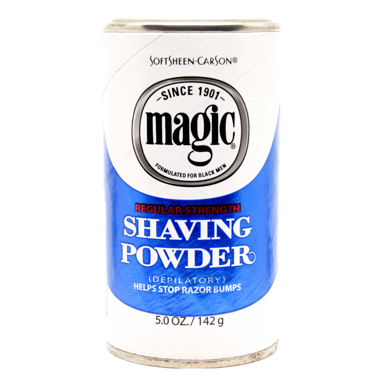 Magic Shaving Powder Regular Strength - 142g