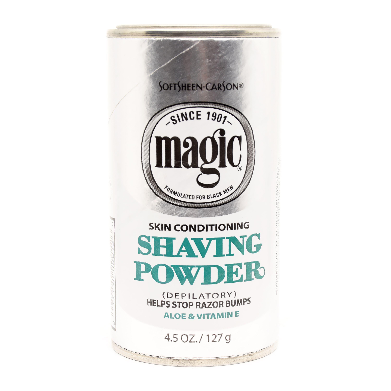Magic Shaving Powder Skin Conditioning - 127g