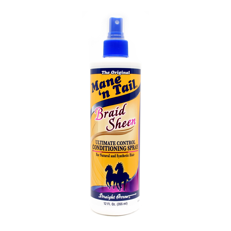 Mane 'n Tail Braid Sheen Spray - 12oz