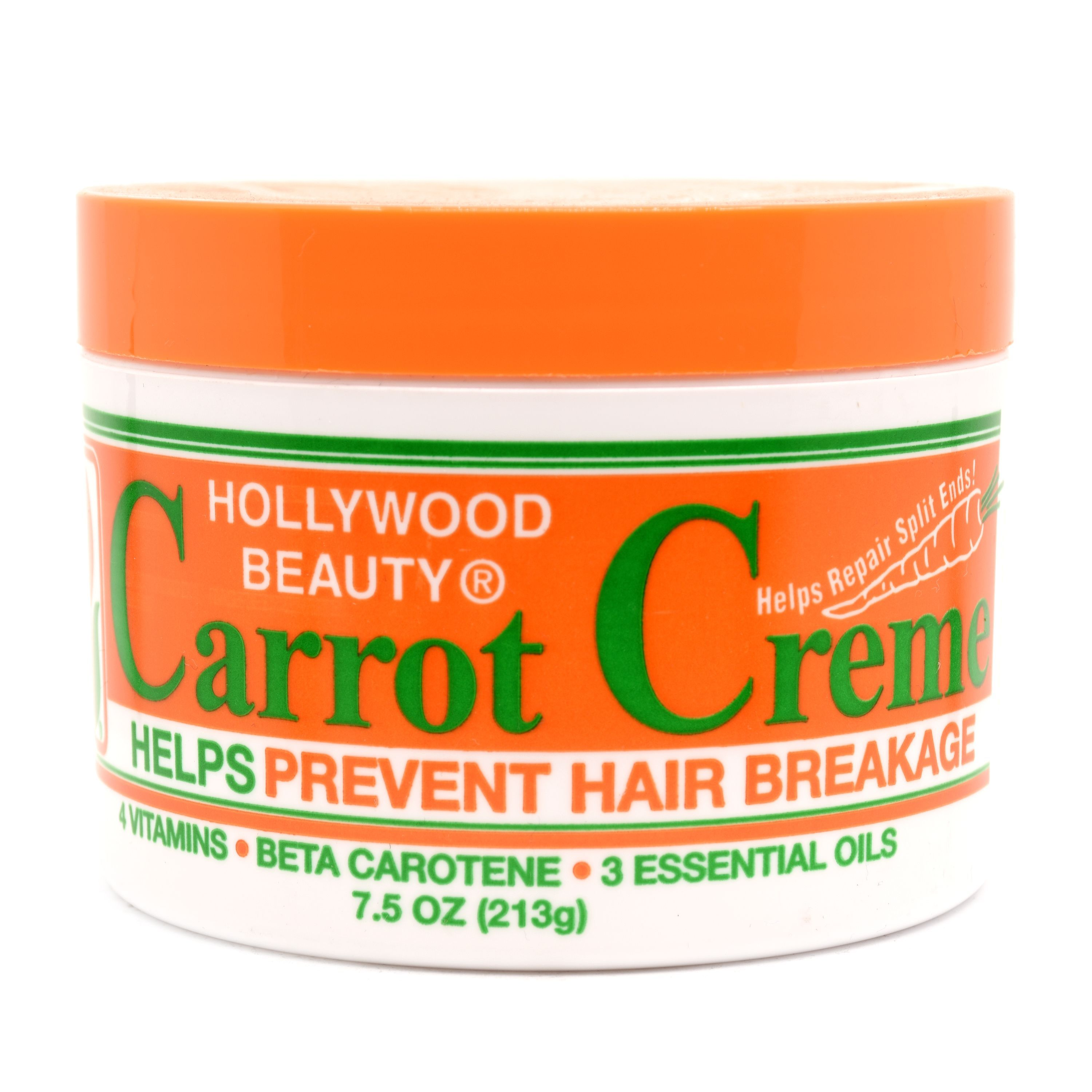 Hollywood Beauty Carrot Creme - 7.5oz