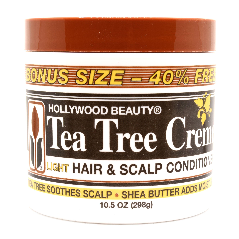 Hollywood Beauty Tea Tree Creme - 7.5oz
