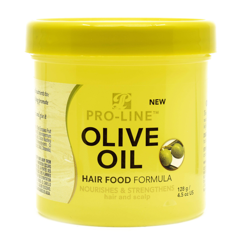 Pro-Line Olive Oil Hair Food Formula - 128g