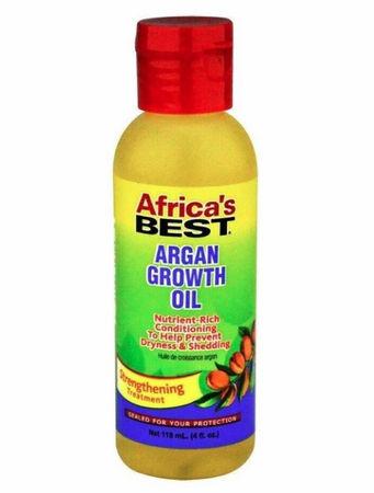 Africa's Best Argan Growth Oil - 118ml