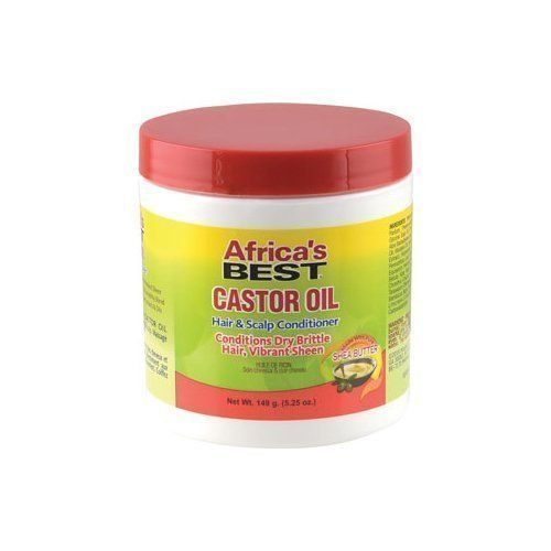 Africa's Best Castor Oil - 5.25oz