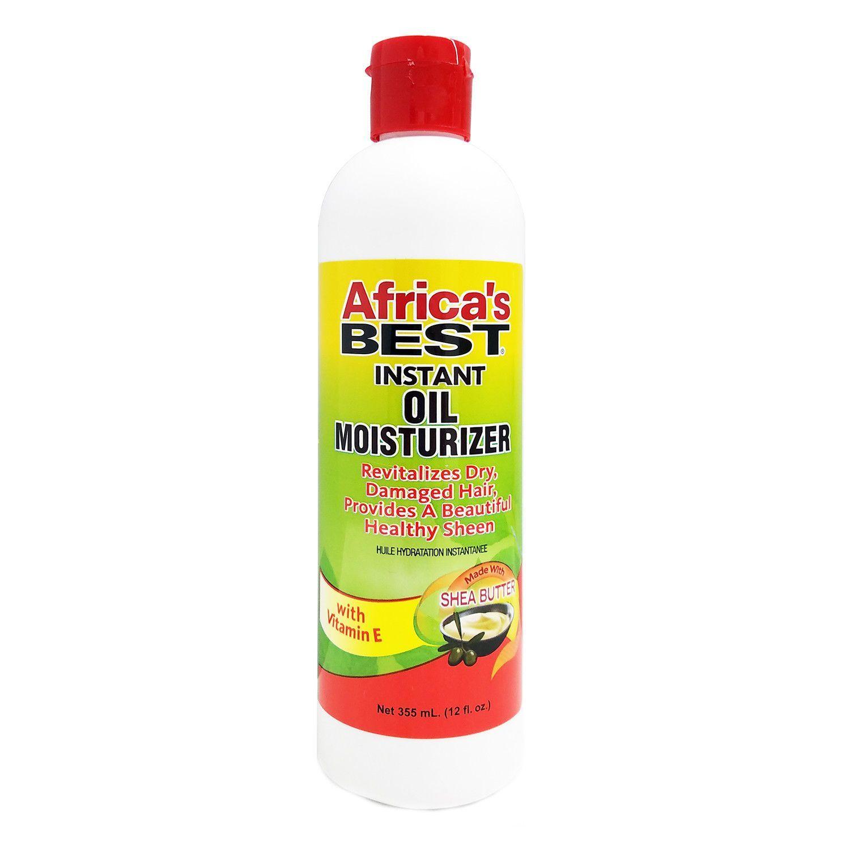 Africa's Best Instant Oil Moisturizer - 355ml
