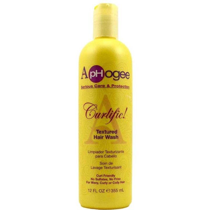 ApHogee Curlific Textured Hair Wash - 12oz