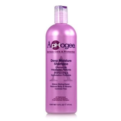 ApHogee Deep Moisture Shampoo - 16oz