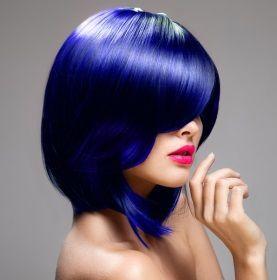 Adore Semi Permanent Hair Colour - Indigo Blue