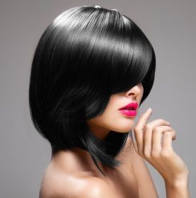 Adore Semi Permanent Hair Colour - Off Black