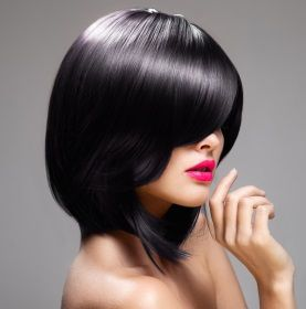 Adore Semi Permanent Hair Colour - Black Velvet