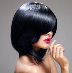 Adore Semi Permanent Hair Colour - Blue Black