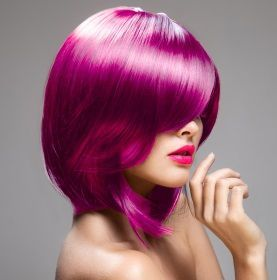 Adore Semi Permanent Hair Colour - Neon Pink