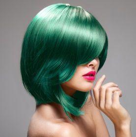Adore Semi Permanent Hair Colour - Electric Lime