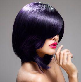 Adore Semi Permanent Hair Colour - Rich Eggplant