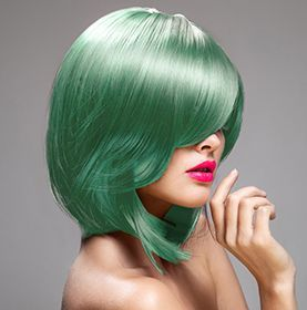 Adore Semi Permanent Hair Colour - Sweet Mint