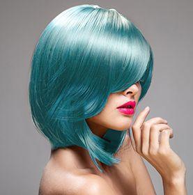 Adore Semi Permanent Hair Colour - Sky Blue