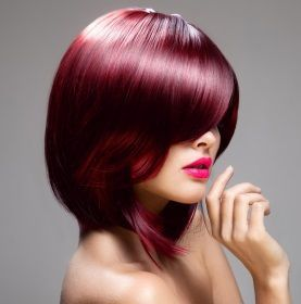 Adore Semi Permanent Hair Colour - Raging Red