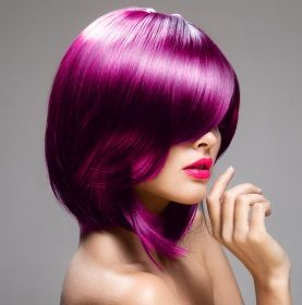 Adore Semi Permanent Hair Colour - Pink Rose