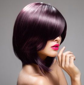 Adore Extra Conditioning Hair Colour - Dark Plum Brown