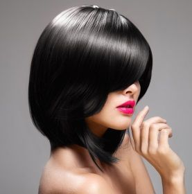 Adore Extra Conditioning Hair Colour - Brown Black