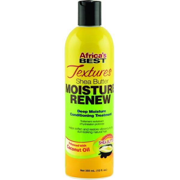 Africa's Best Textures Moisture Renew Deep Moisture Conditioning Treatment - 355ml