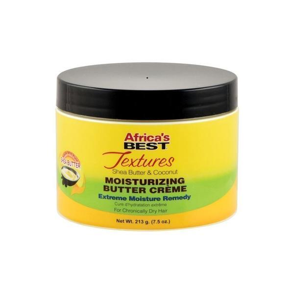 Africa's Best Textures Moisturizing Butter Creme - 213g