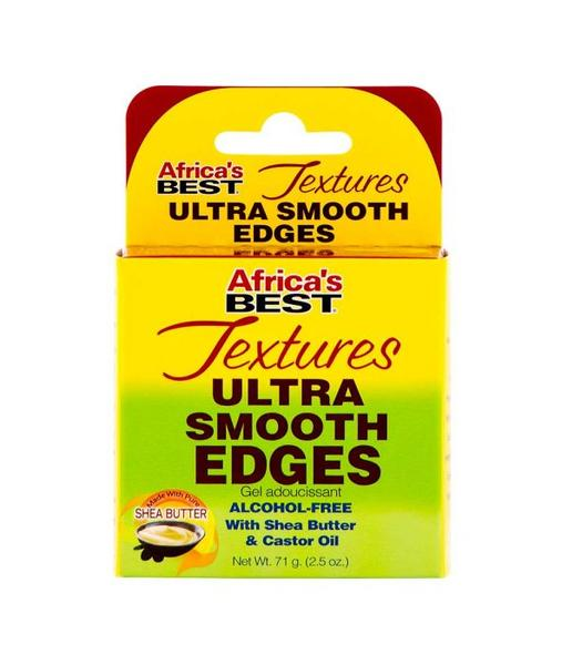 Africa's Best Textures Ultra Smooth Edges - 2.5oz
