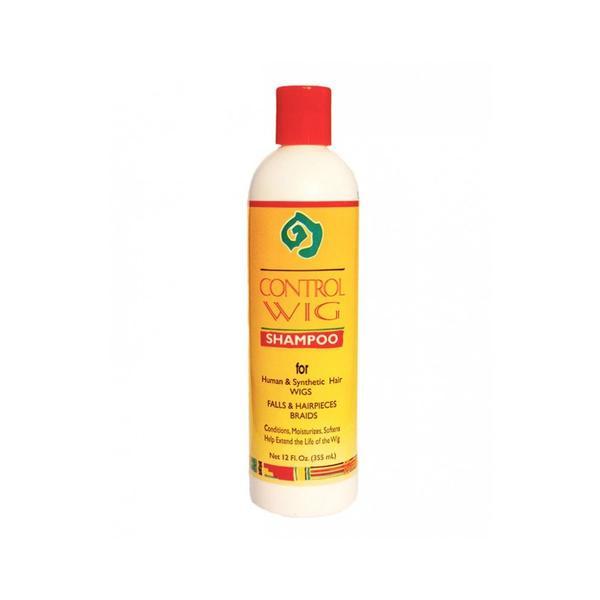 African Essence Control Wig Shampoo - 12oz