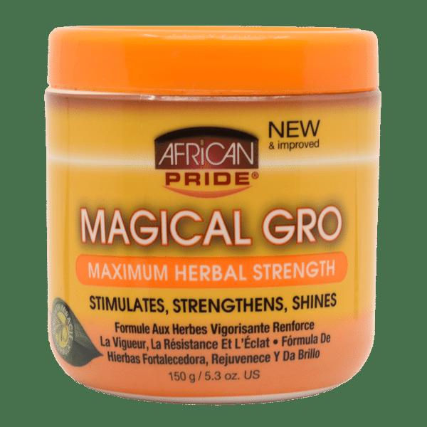 African Pride Magical Gro Maximum Herbal Strength - 150g