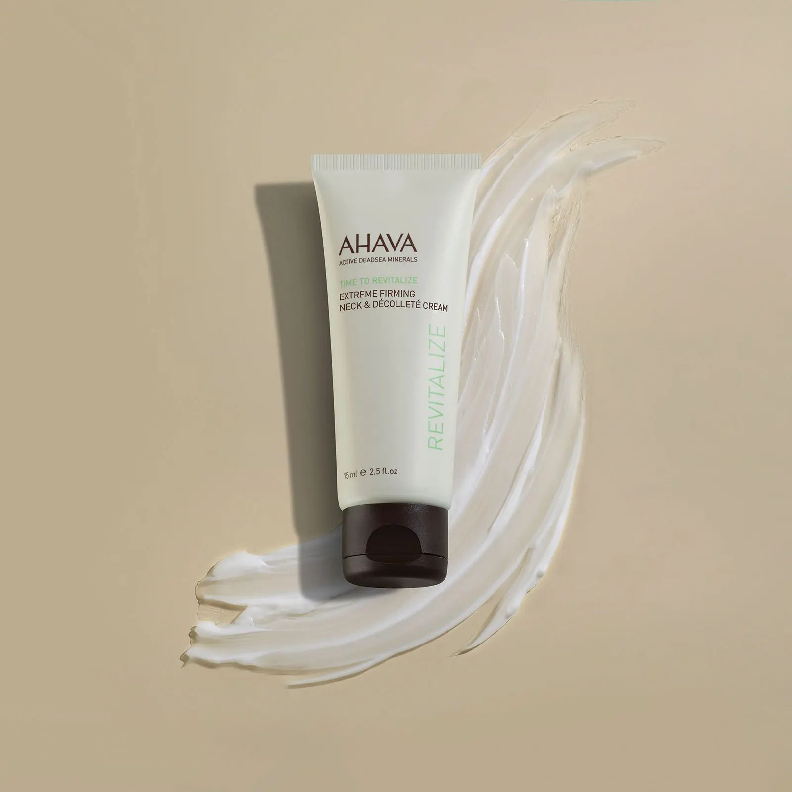 AHAVA Time To Revitalize Extreme Firming Neck & Decollete Cream 75ml