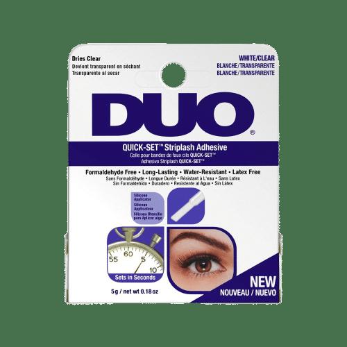 Ardell Duo Quick-Set Striplash Adhesive Clear 0.18oz