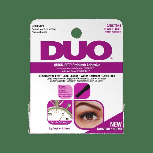 Ardell Duo Quick-Set Striplash Adhesive Dark 0.18oz