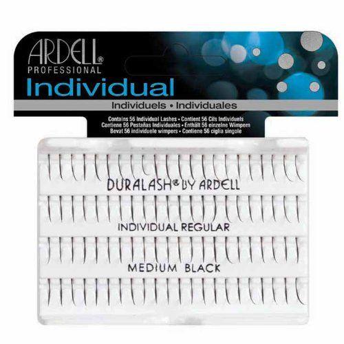 Ardell Individual Duralash Regular - Black - Medium