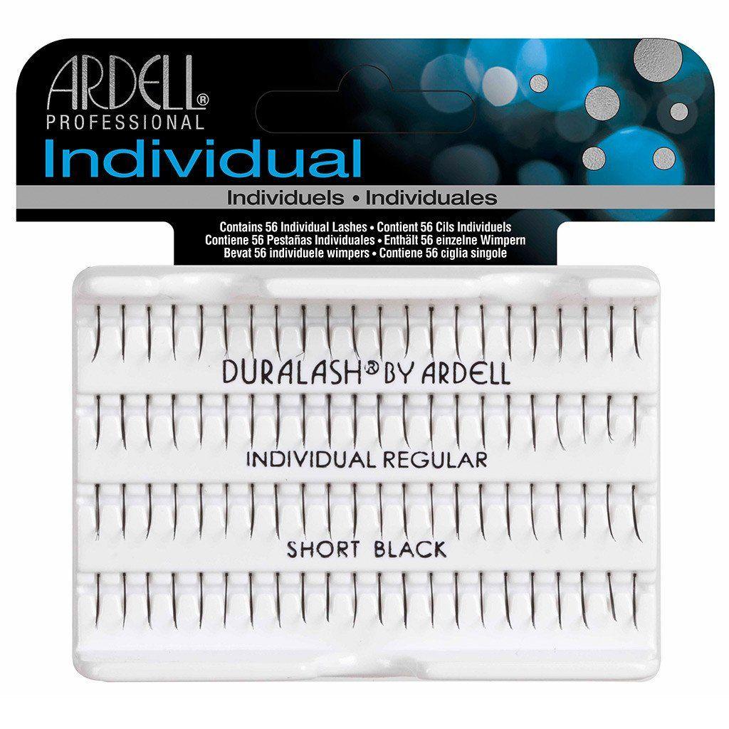 Ardell Individual Duralash Regular - Black - Short