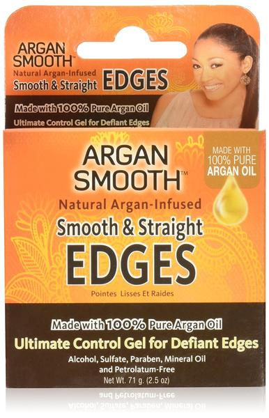 Argan Smooth Smooth & Straight Edges - 2.25oz